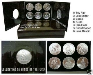 star wars coin set in Coins & Paper Money