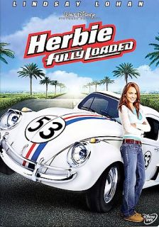 Herbie Fully Loaded DVD, 2005