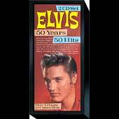 50 Years 50 Hits Box Limited by Elvis Presley CD, Mar 2006, 2 Discs