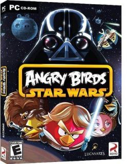 ANGRY BIRDS STAR WARS PC Game New/Sealed Over 130 Levels