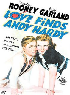 Andy Hardy Collection, The   Love Finds Andy Hardy DVD, 2004