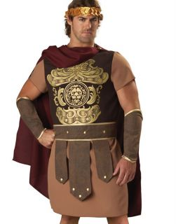 Mens Adult Roman Soldier Marc Antony Centurion Gladiator Halloween