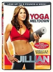 Jillian Michaels Yoga Meltdown DVD, 2010
