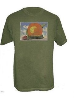 ALLMAN BROTHERS eat a peach T SHIRT NEW S M L XL authentic