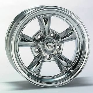 American Racing Torq Thrust II Polished Wheel 17x9.5 5x4.75 BC