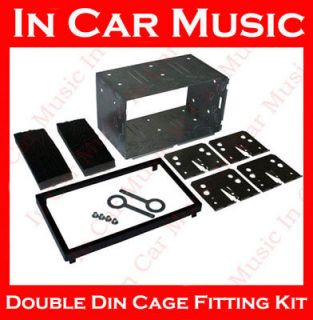 ALPINE Double Din Car DVD Player Screen Cage DFPK 113