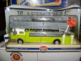 MODEL POWER FIRE DEPARTMENT AME​RICAN LA FRANCE LADDER TRUCK