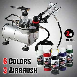 air brush kit in Crafts