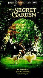 The Secret Garden VHS, 1994