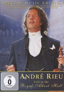 Andre Rieu   Live At The Royal Albert Hall DVD