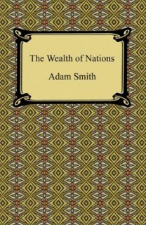 The Wealth of Nations by Adam Smith 2009, Paperback