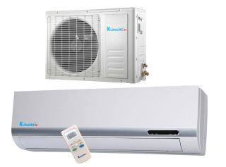Ductless Mini Split Air Conditioner Heat Pump KLIMAIRE 18,000 btu AC