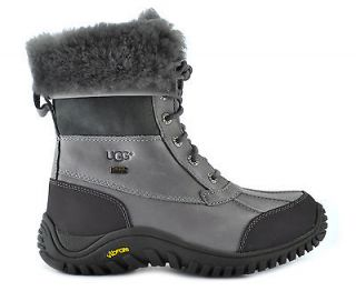 UGG Australia Adirondack Boot II Womens Sheepskin Wool Winter Roll
