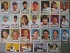 1952 TOPPS REPRINT NEW YORK GIANTS TEAM SET 25 CARDS 1983 TOPPS WILLIE