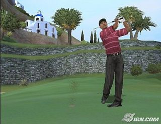 Tiger Woods PGA Tour 2005 Nintendo GameCube, 2004