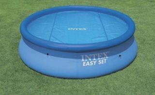 10 ft Intex Solar Pool Cover Solar Blanket