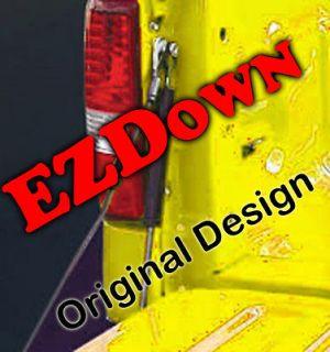 GMC Sierra Chevrolet Silverado 2008 To 2011 2012 Ezdown Tailgate