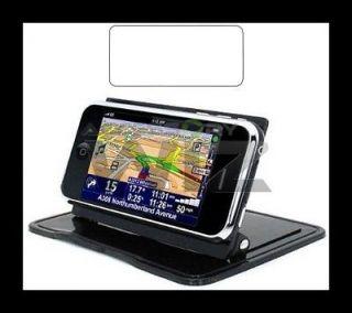 ATT SAMSUNG CAPTIVATE GLIDE STICKY PAD CAR DASH MOUNT STAND DASHBOARD
