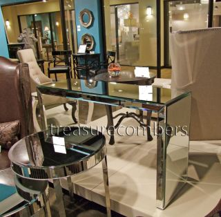 mirror table console in Tables