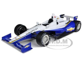 1996 Dr. Jack Miller Indy 500 Race Car 1/24 by Racing Champions