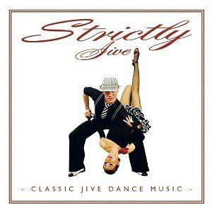Strictly Jive Ballroom Dance Music CD Bill Haley & Comets etc 24 1950