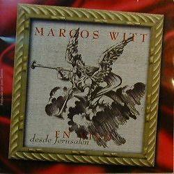 En Vivo desde Israel Cd Marcos Witt Musica Cristiana