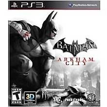 Batman Arkham City (Sony Playstation 3, 2011)