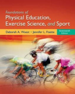 of Physical Education, Exercise Science, and Sport by Charles Augustus