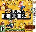 New Super Mario Bros. 2 (Nintendo 3DS, 2012) BRAND NEW AND SEALED