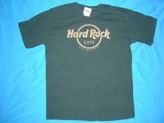 MENS HARD ROCK CAFE T SHIRT SIZE MEDIUM SAN FRANCISCO