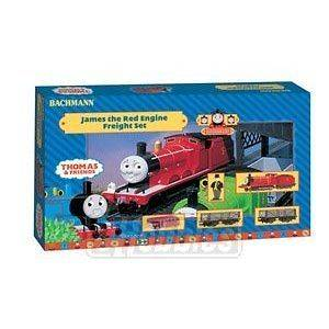 Bachmann Trains James The Red Engine HO Scale New MISB