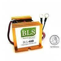 BLS 48B 48 Volt Golf Cart Battery Desulfator Desulfate. Dont Buy New