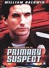 Primary Suspect, Good DVD, William Baldwin, Brigitte Bako, Vincent