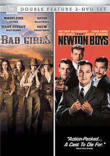 Bad Girls The Newton Boys DVD, 2007, 2 Disc Set