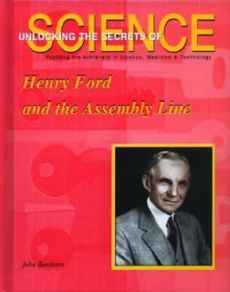 Ford and the Assembly Line by John Bankston 2003, Hardcover