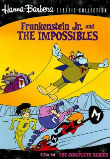 Hanna Barbera Classic Collection Frankenstein Jr. and the Impossibles