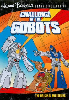Hanna Barbera Classic Collection Challenge of the Gobots   The