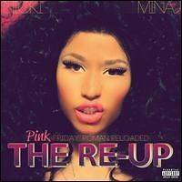 Nicki Minaj Pink Friday Roman Reloaded Re up CD