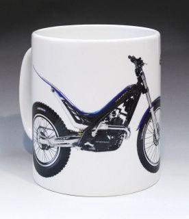 Sherco ST 2.9 Trial Bike Motorcycle Biker Mug / Cup #551