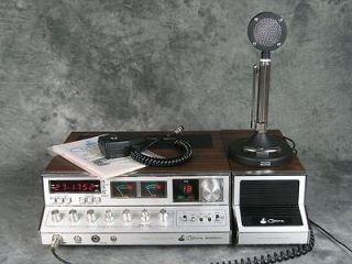 COBRA CB RADIO 2000GTL BASE STATION D104 MIC 2000 GTL SPEAKER LSB USB