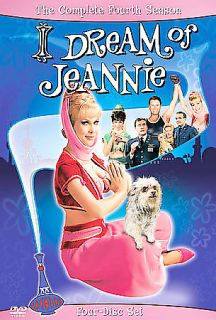 Dream of Jeannie   The Complete Fourth Season DVD, 2007, 4 Disc Set