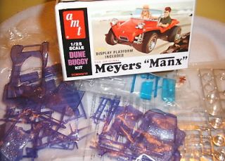 Meyers  MANX dune buggy 1 of 756 PURPLE   Collectors Edition