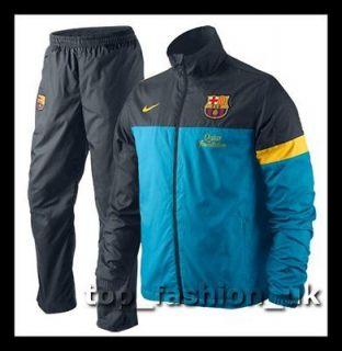 BARCELONA tracksuit NIKE brand new 2012  tuta Barca  trainingsanzug