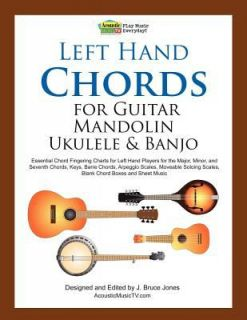 Barre Chords, Arpeggio Scales, Moveable Soloing Scales, Blank Chord