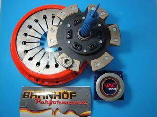 87 92 BAHNHOF Stage3 Racing Clutch Kit Toyota Supra Turbo 3.0L V6