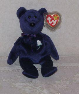 Newly listed RARE Mint Princess Diana Beanie Baby   1997