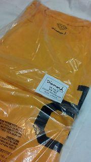 Diamond Supply Co Black & Gold Un Polo Pittsburgh Pirates Wiz Khalifa