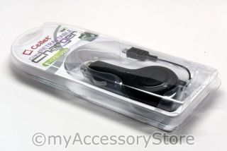 Retractable Vehicle Auto Car Travel Charger for HP iPAQ Glisten