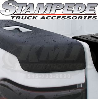 Stampede BRC0020H Truck Bed Rail Caps 07 12 Chevy Silverado Long 96in