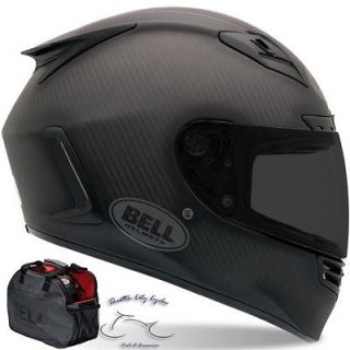 Brand New** Bell Star Carbon Motorcycle Helmet (Matte Black)